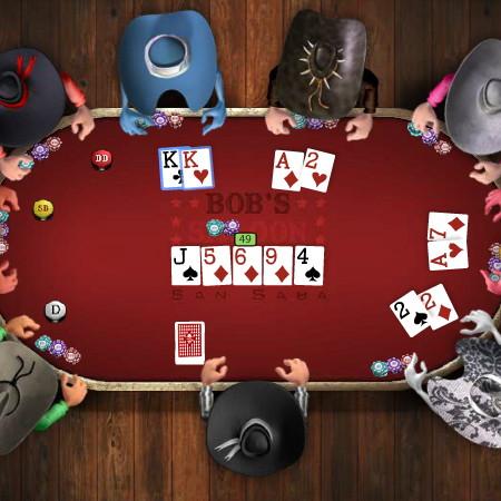 король покера играть