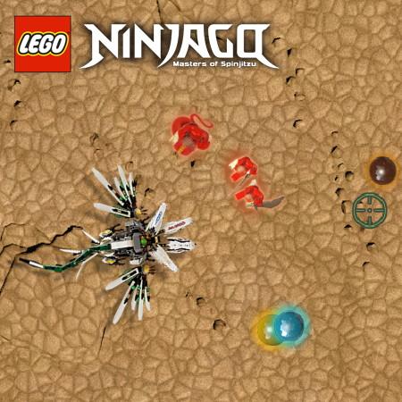 ігри лего ніндзяго