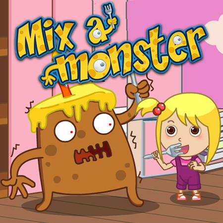 Mix A Monster game