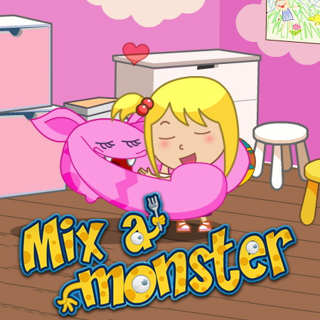 play Mix A Monster