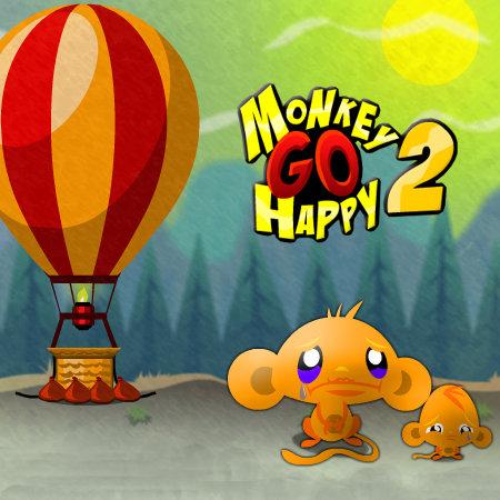 игры счастливая обезьянка 2