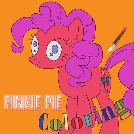 Pinkie Pie Ausmalbilder