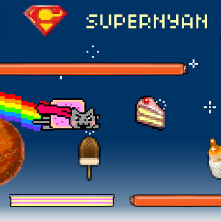Nyan Cat game
