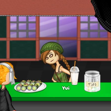папа луи суши