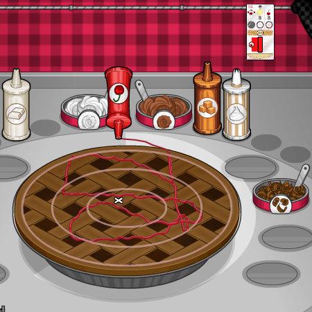 игры папа луи пекарня
