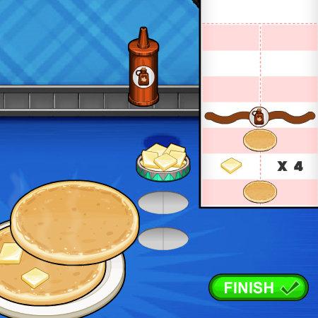 Papas Pancakeria online
