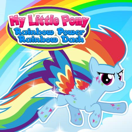 Rainbow Dash Rainbow Power