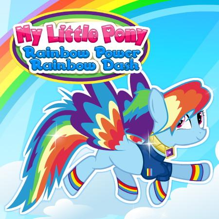 создай свою пони радуга дэш