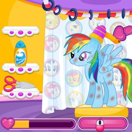 Das Spiel My Little Pony Prinzessin