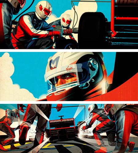 гонки игры