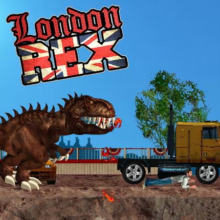 динозавр рекс в лондоне