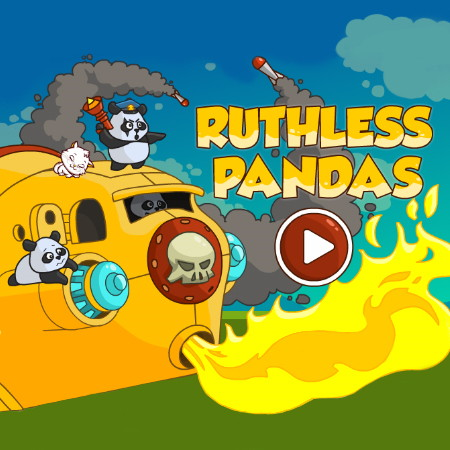 безжалостные панды