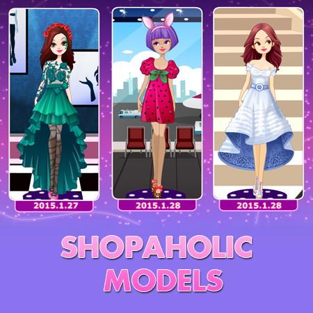 Shopaholic: Models