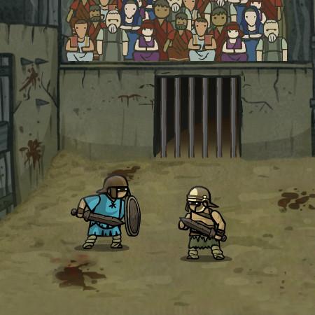 Siegius arena game