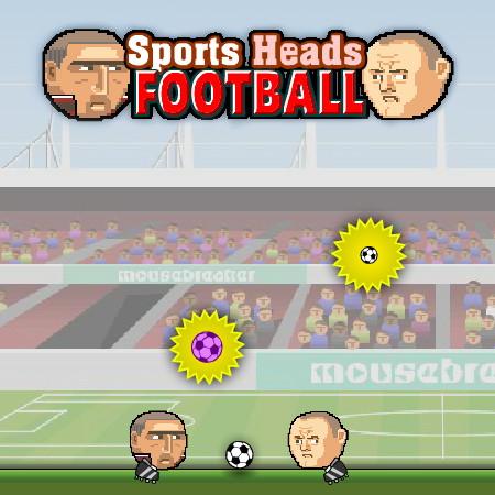 спортивні голови футбол