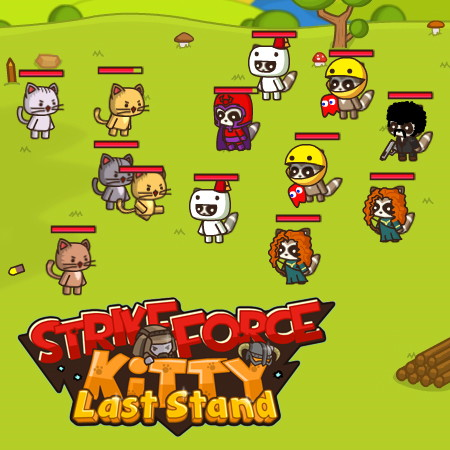 strike force kitty last stand online