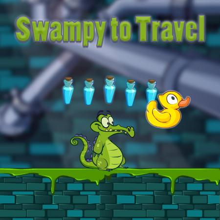 игры крокодильчик свомпи