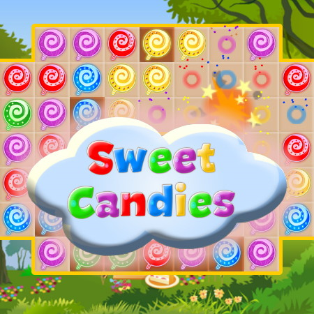 игры конфеты