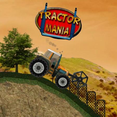 игры трактор мания