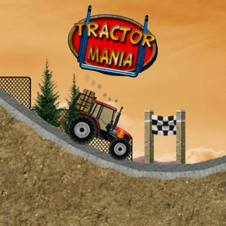 игра трактор мания