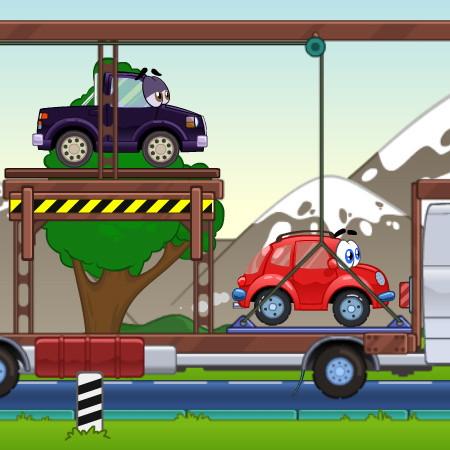 Wheely game