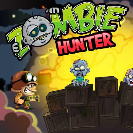 зомби охотник