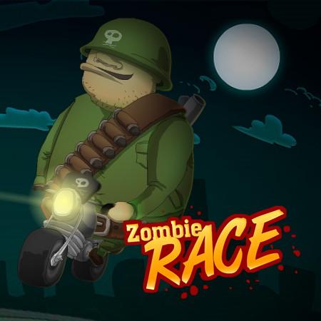 игры гонки зомби