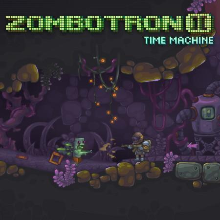игра зомботрон 2 машина времени