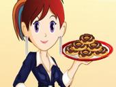 Кухня Сары: Пончики