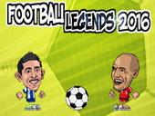 легенды футбола 2016