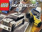 лего гонки