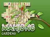 сады маджонга играть