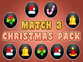 Match 3 Christmas Pack