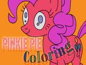 раскраска пинки пай