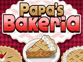 гра папа луї пекарня