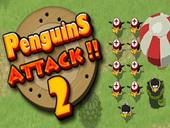 игра атака пингвинов 2