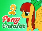создай свою пони  2