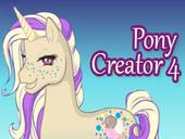 игра создай свою пони 4