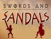 игра мечи и сандали